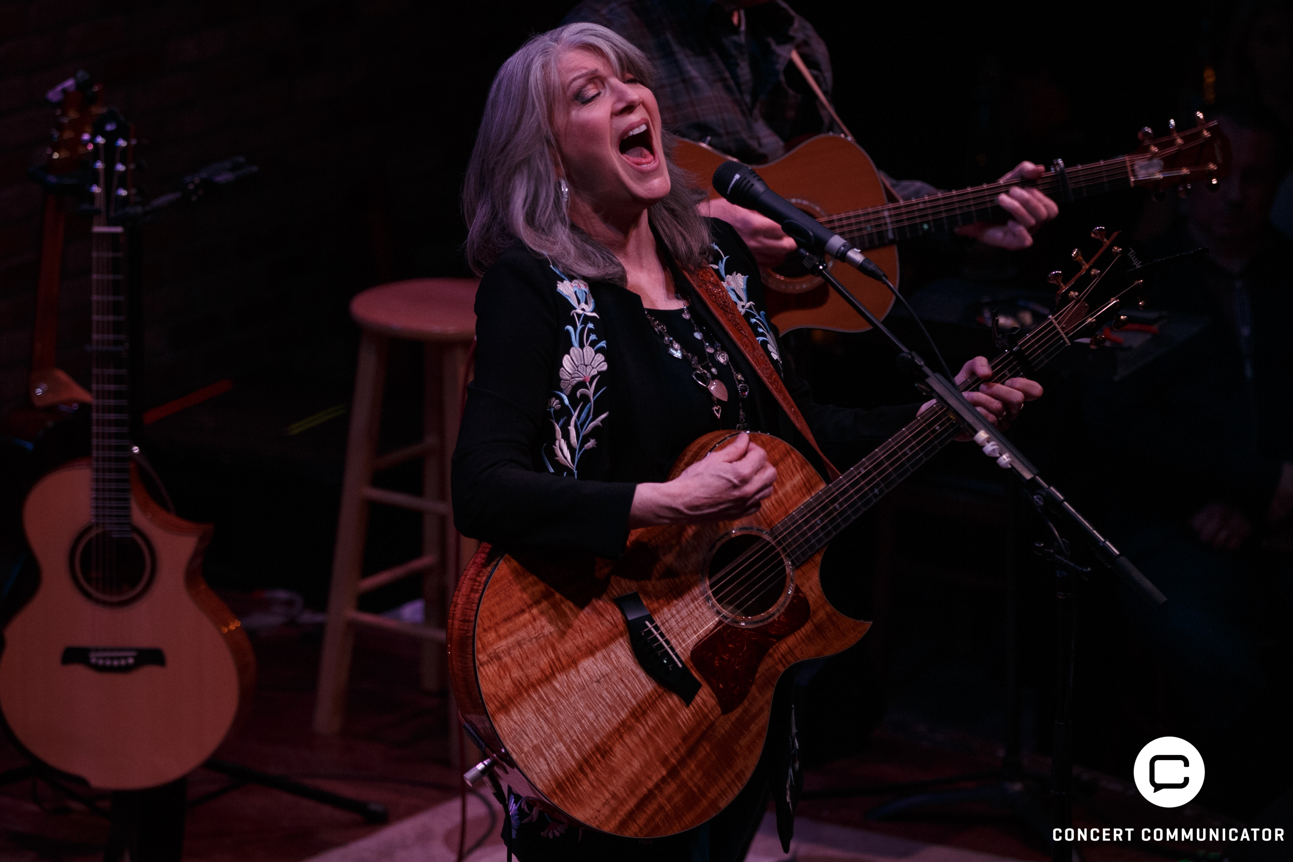 Kathy Mattea @ The Dakota
