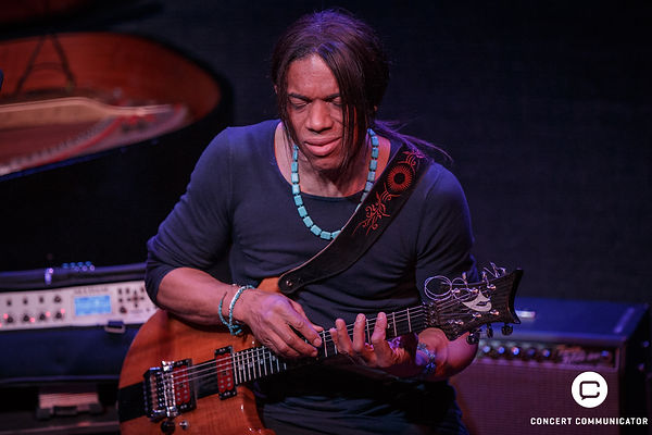 Stanley Jordan at Dakota Jazz Club 02/19/2018