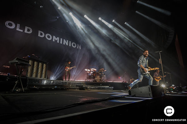 Old Dominion at Minnesota State Fair Grandstand 08/29/2018