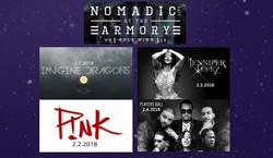 Club Nomadic Armory