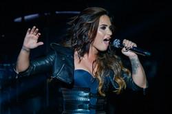 Demi Lovato @ MN State Fair