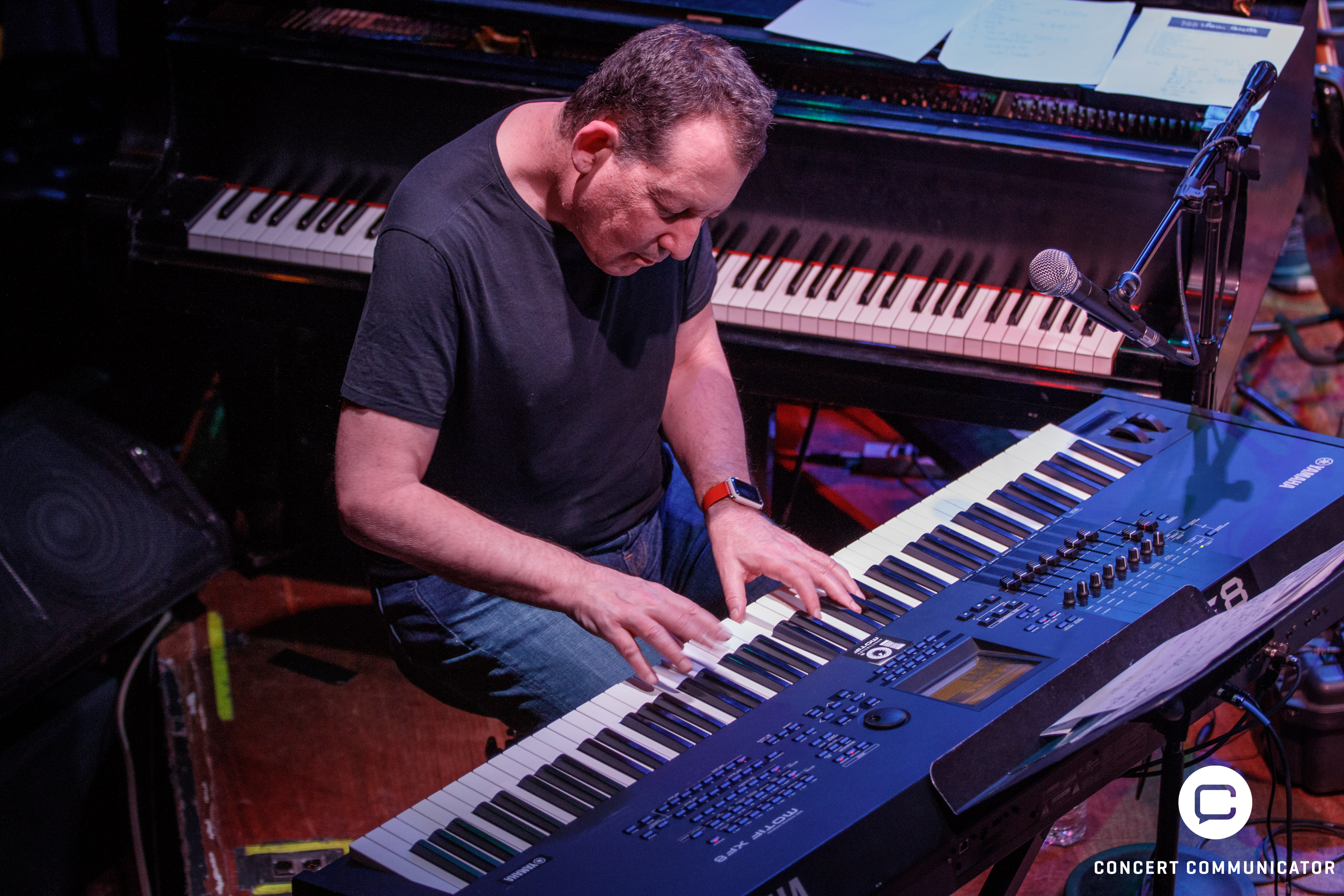 Jeff Lorber at the Dakota Jazz Club