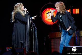 Stevie Nicks and Chrissie Hynde