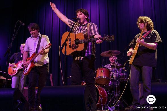 Dan Israel album release show at the Cedar