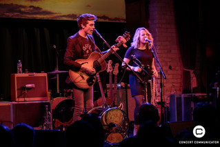 Future Stuff open for Doyle Bramhall II at the Hook and Ladder in Minneapolis, MN on 04/12/2017