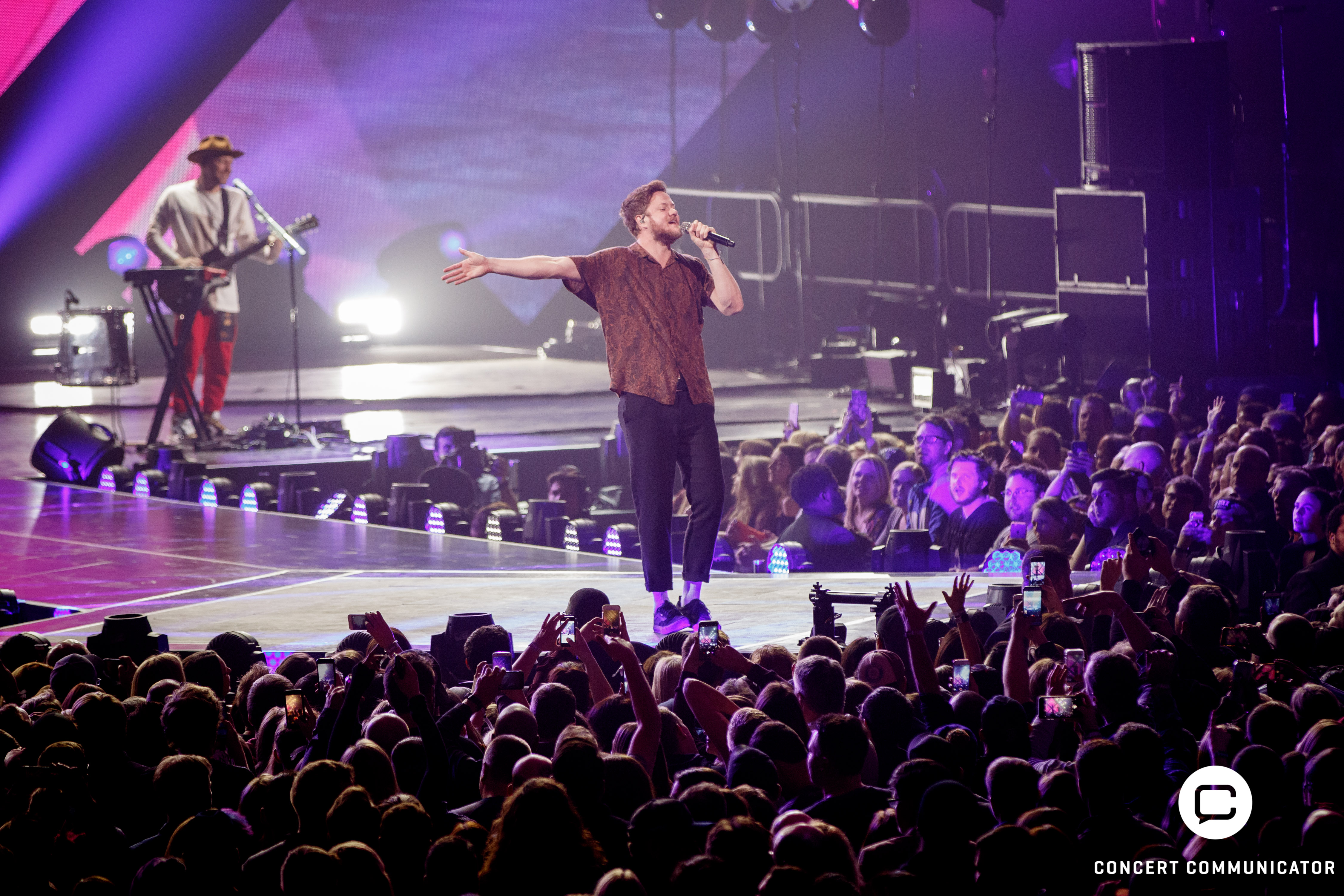 Imagine Dragons @ EA SPORTS Bowl