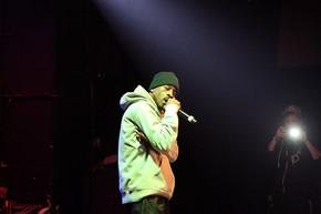 Rakim at Amsterdam Bar & Hall in St. Paul, MN 03/15/2017