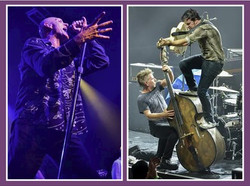 Midnight Oil + The Living End