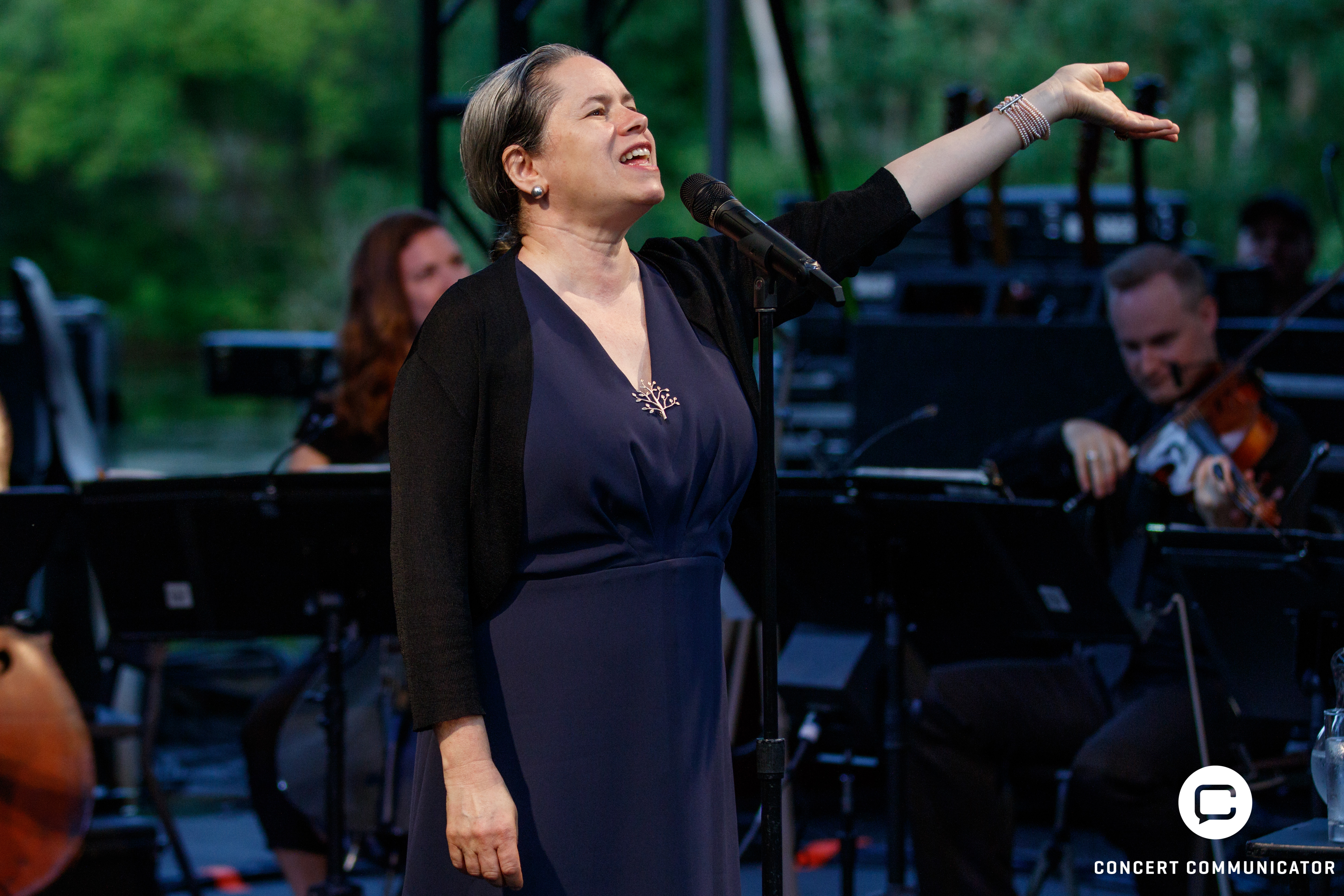 Natalie Merchant @ Music in the Zoo