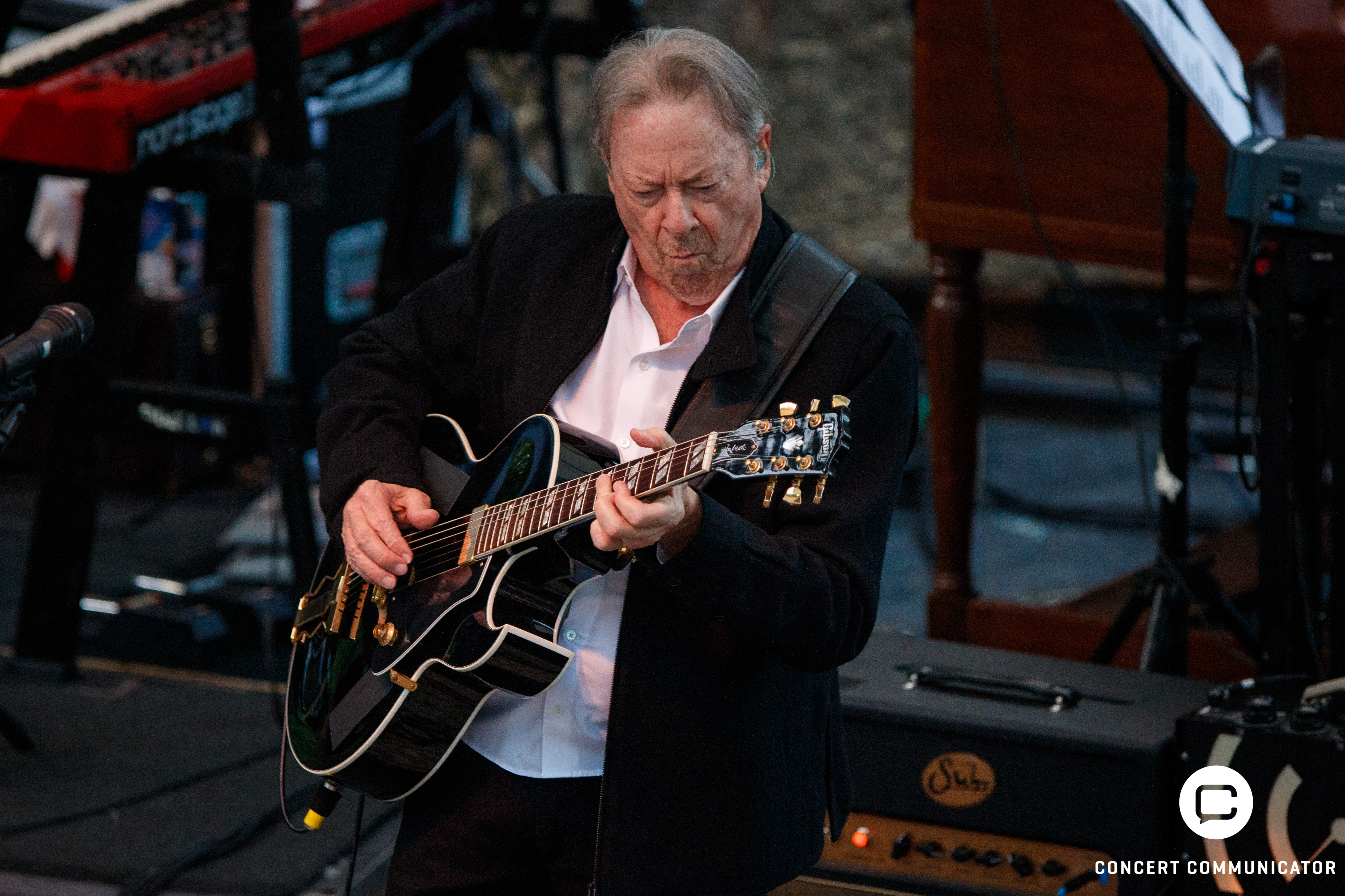 Boz Scaggs @ Music in the Zoo
