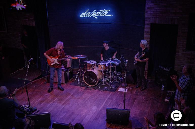 Sonny Landreth trio at Dakota Jazz Club 06/17/2018