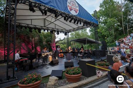 Natalie Merchant at  Music in the Zoo 07/10/2017