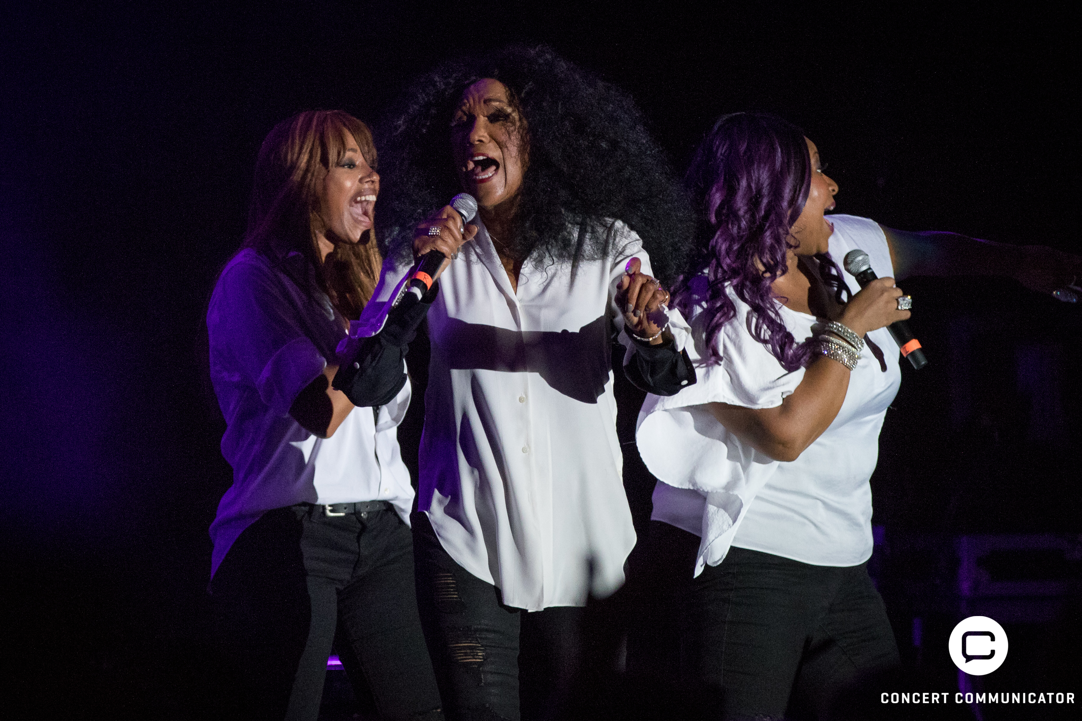 The Pointer Sisters @ MN State Fair