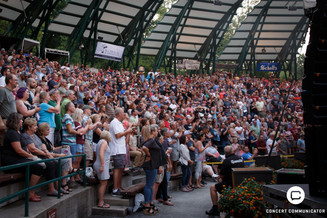 Music in the Zoo Crowd