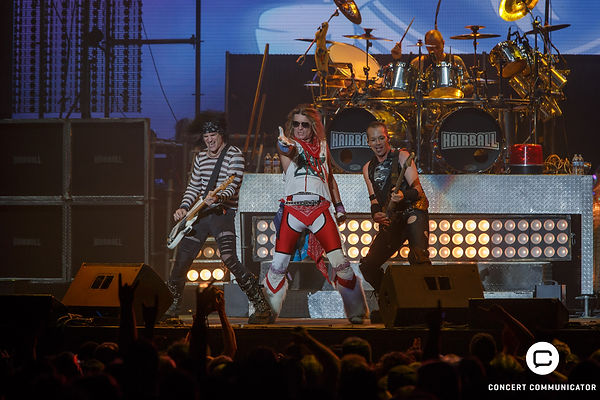 Hairball rock Minnesota State Fair Grandstand 09/01/2018