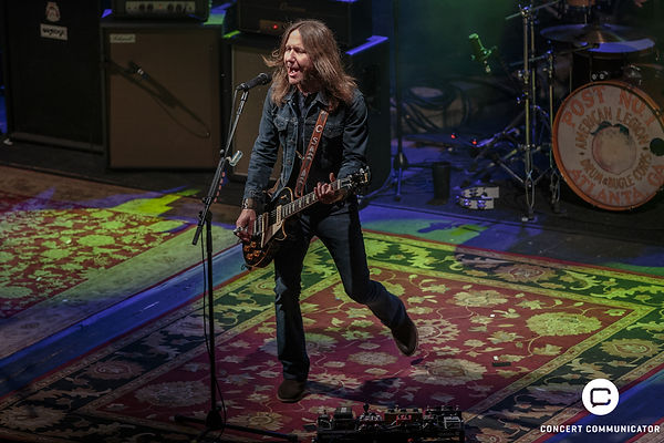 Blackberry Smoke perform at Music in the Zoo 08/14/2018