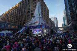 Verizon Up Stage @ Super Bowl Live