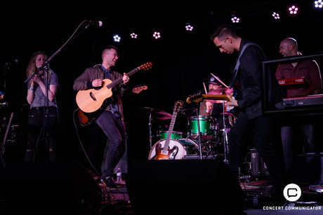 Chris Bartels - Myths and Mold album release show at Turf Club 04/28/2017