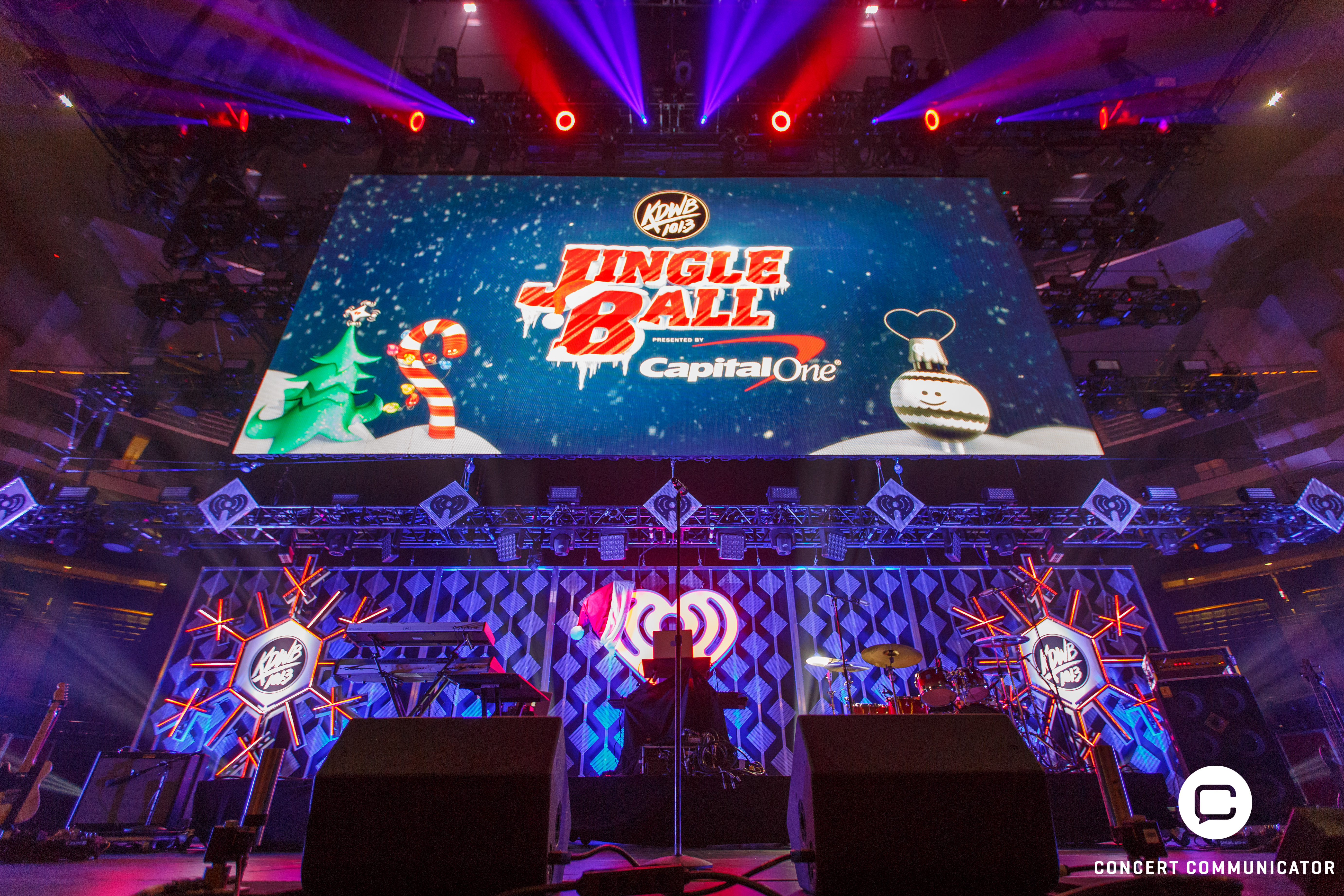 KDWB's Jingle Ball 2016