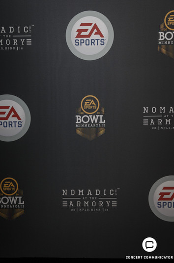 EA Sports Bowl Red Carpet Event at the Armory in Minneapolis, MN
