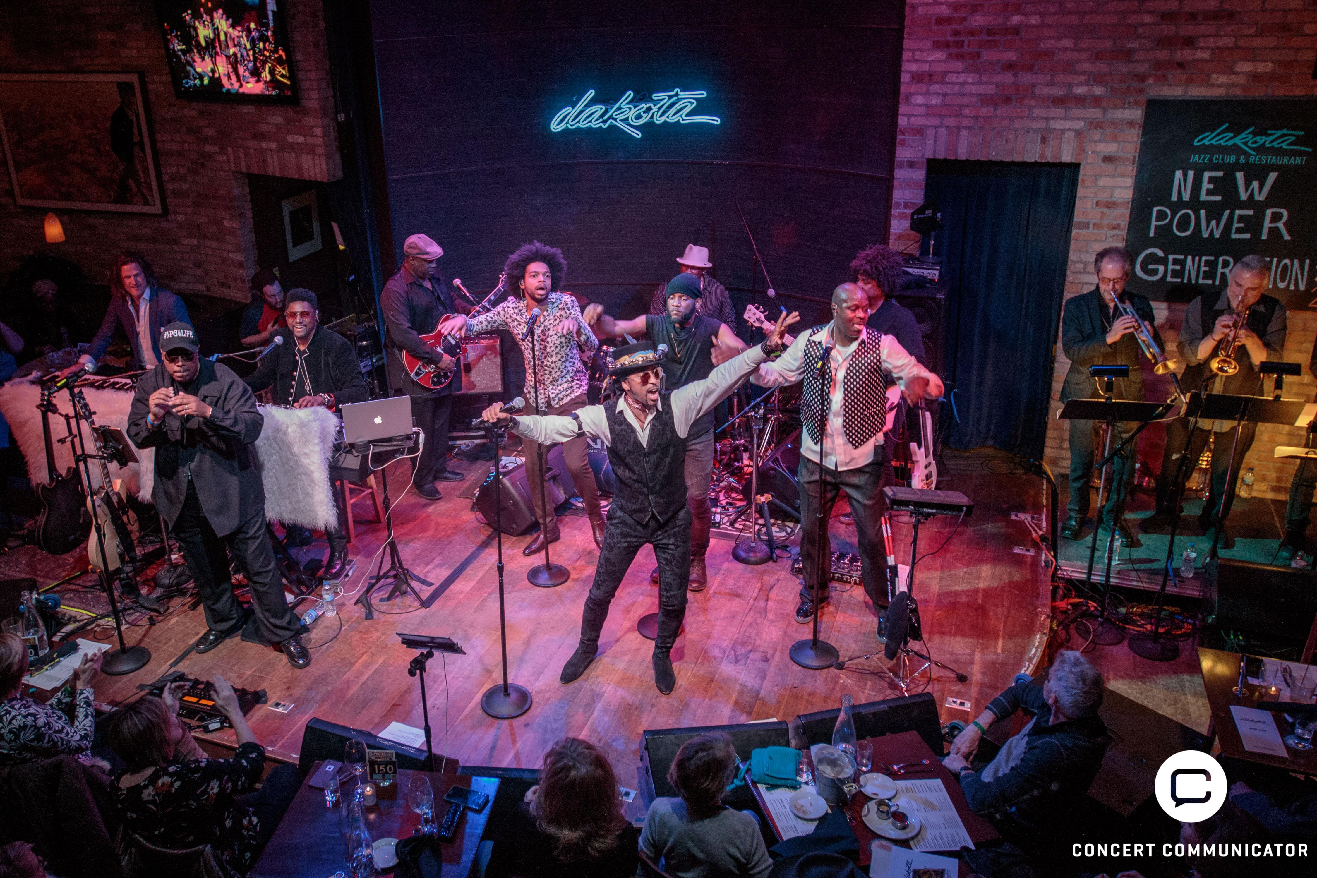 NPG at Dakota Jazz Club