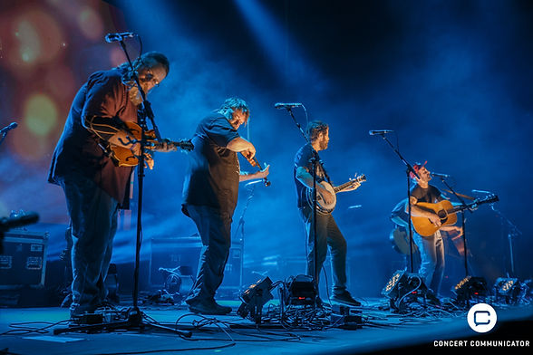 Trampled by Turtles at Minnesota State Fair Grandstand 08/25/2018