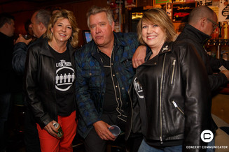 The Suburbs - Hey Muse! Album Release VIP Listening Party at Turf Club 04/27/2017