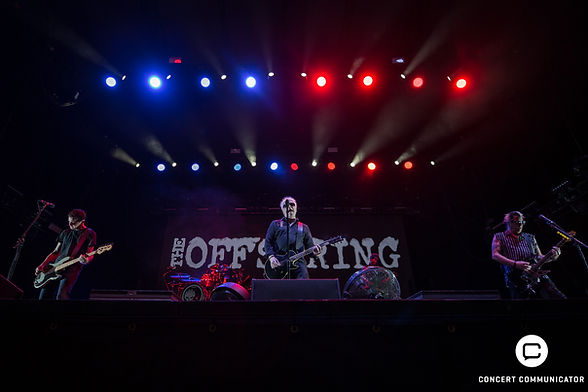 The Offspring perform at Minnesota State Fair Grandstand