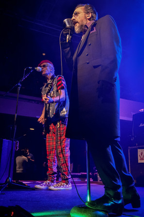 The Damned 40th Anniversary Tour at Fine Line Music Cafe 04/22/2017