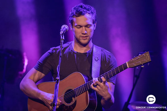 Phillip Phillips on The Magnetic Tour 2018 at First Avenue