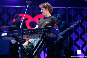 CHARLIE PUTH performs onstage during 101.3 KDWB's Jingle Ball 2017 Presented by Capital One at Xcel Energy Center on December 4, 2017 in St. Paul, MN.