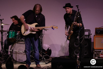 Walter Trout & Johnny Griparic