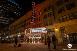 Palace Theatre Marquee - Atmosphere / Sold Out