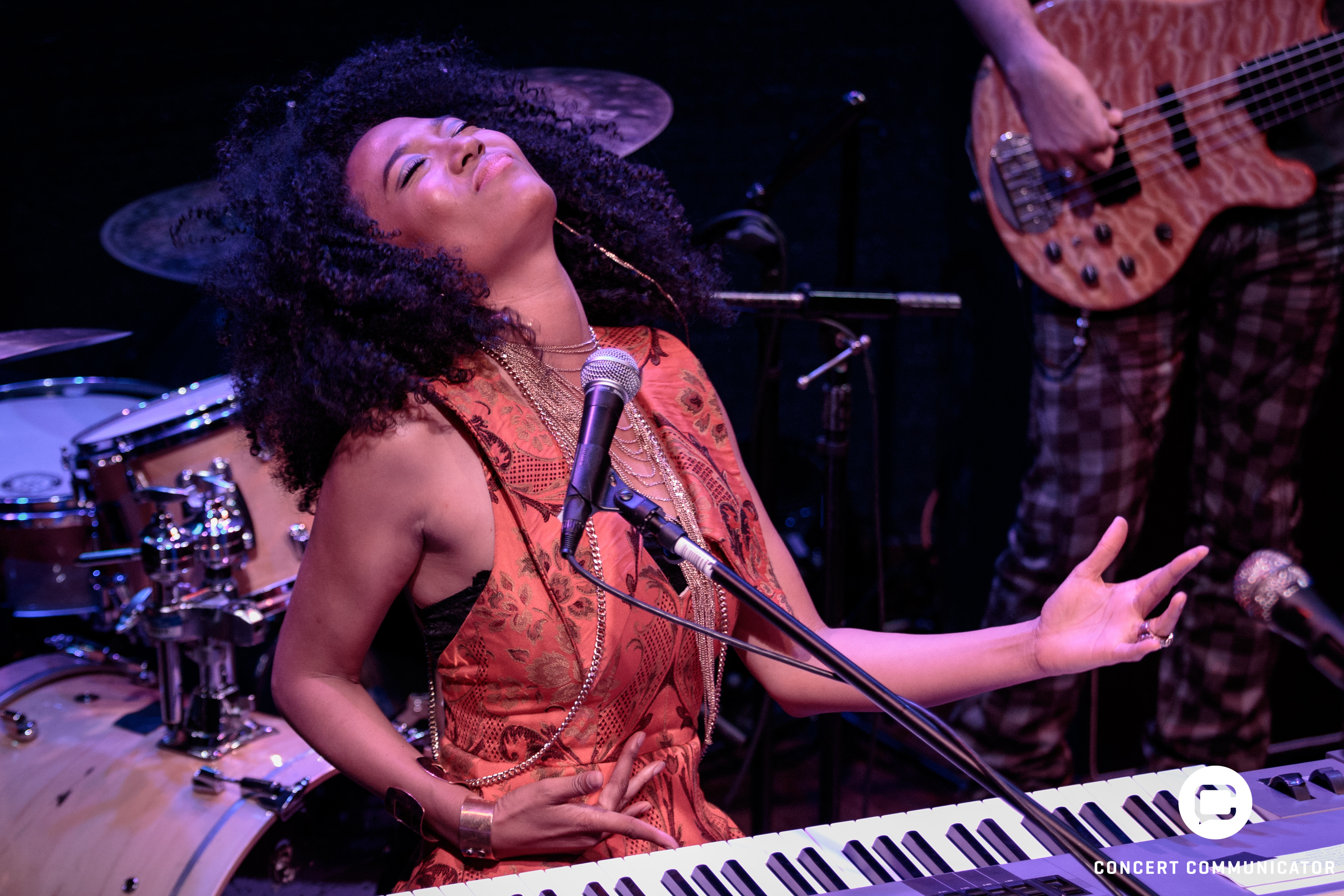 Liv Warfield, Judith Hill, Shelby J
