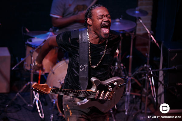 Eric Gales at the Dakota