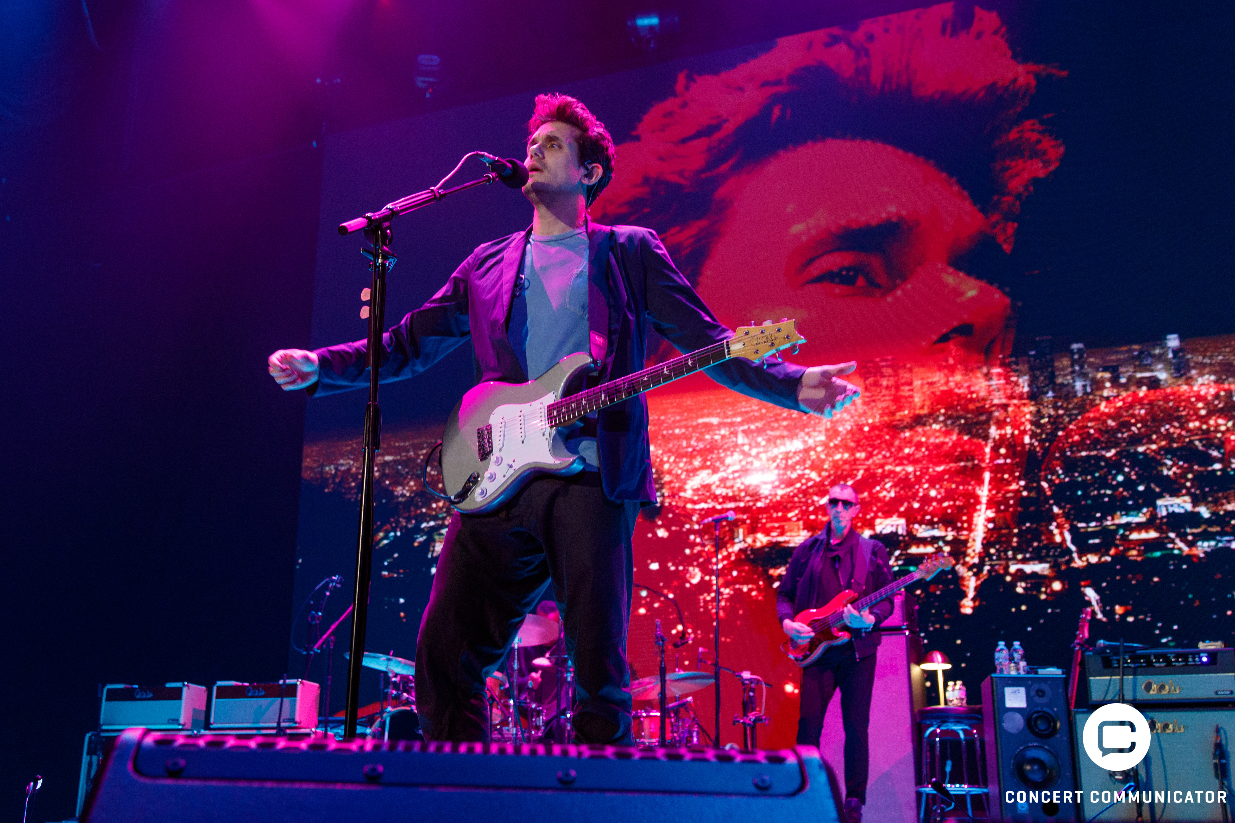 John Mayer @ Xcel Energy Center