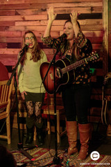 Laruel Hay & Sarah Morris