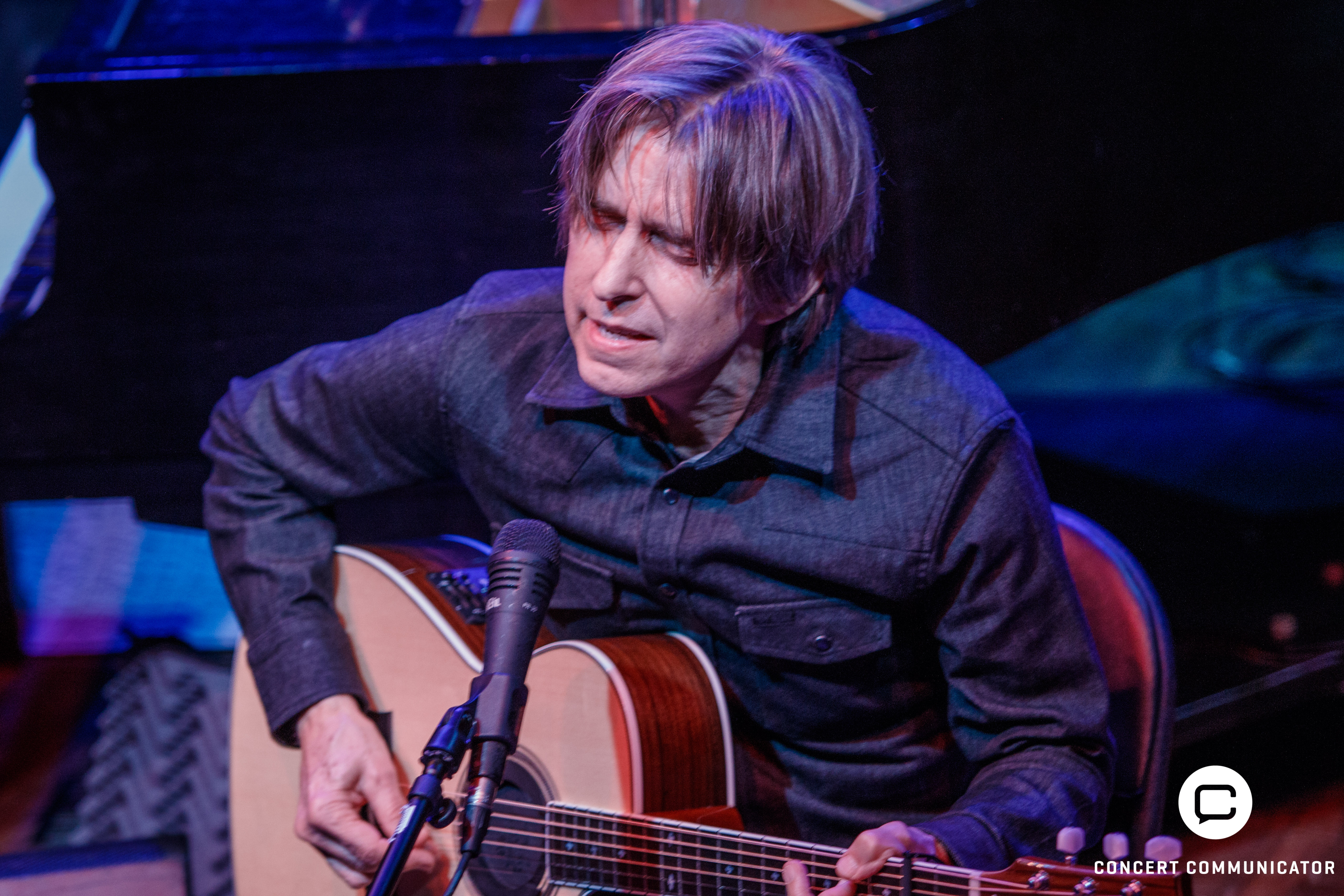 Eric Johnson at the Dakota Jazz Club