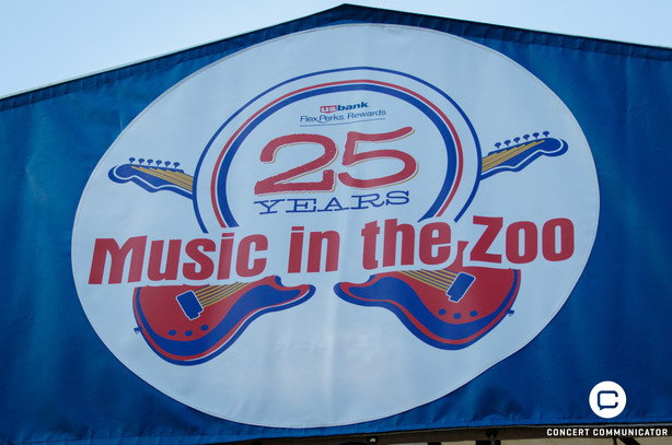 2017 Music in the Zoo concert series June 14th