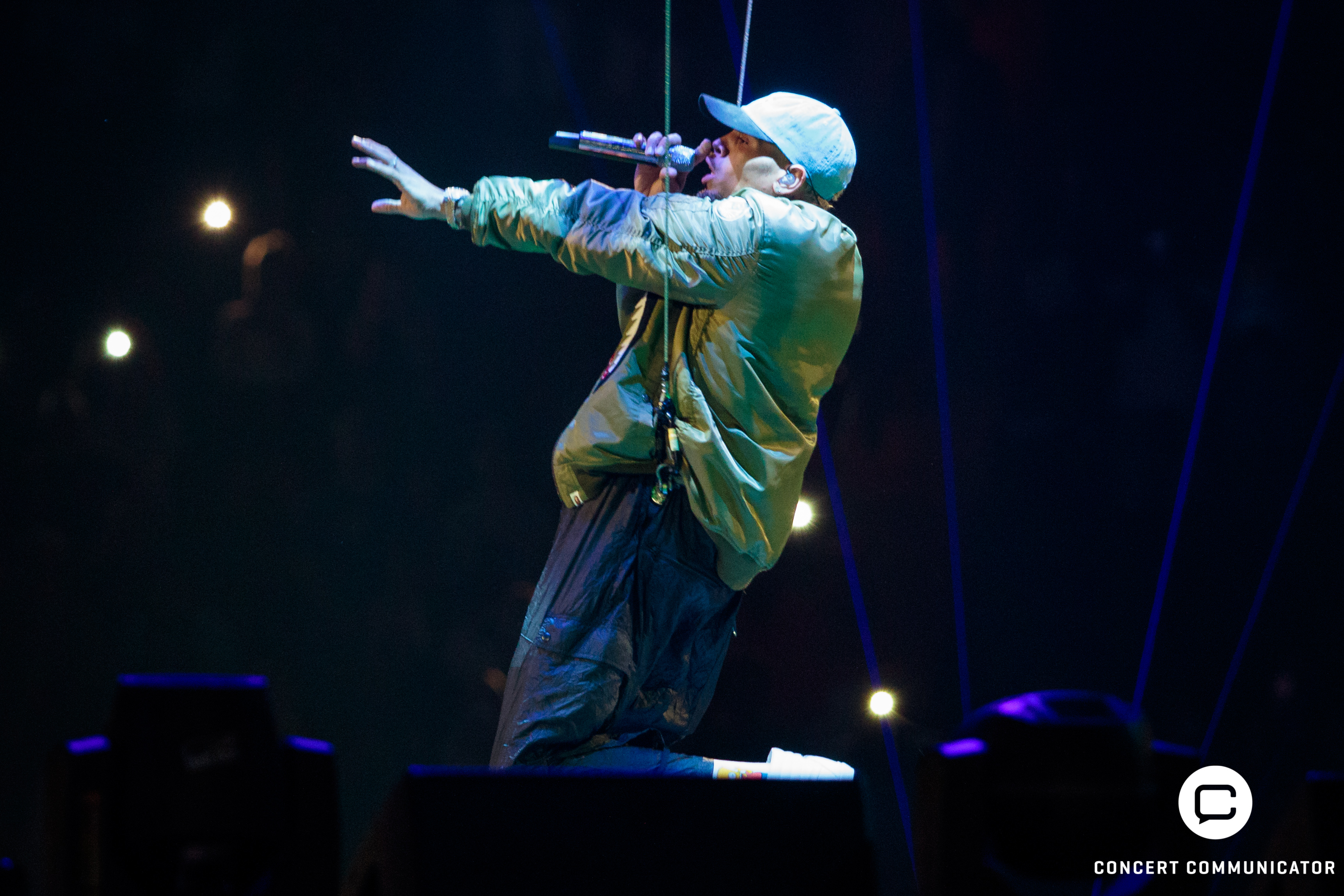 Chris Brown - The Party Tour