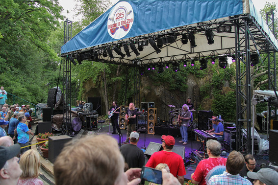 Dark Star Orchestra at  Music in the Zoo