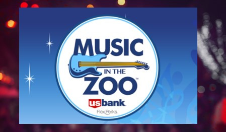Music in the Zoo Tickets On Sale April 21st