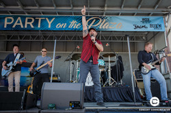 Chris Hawkey @ Party on the Plaza