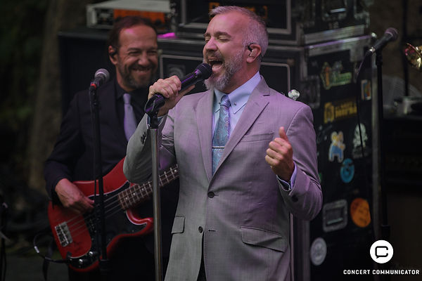 JJ Grey and Mofro perform at Music in the Zoo 08/14/2018