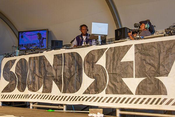 Soundset Hip Hop Festival 2015 at Cantebury Park