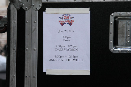 Texas Dance Hall Tour at Music in the Zoo 2017