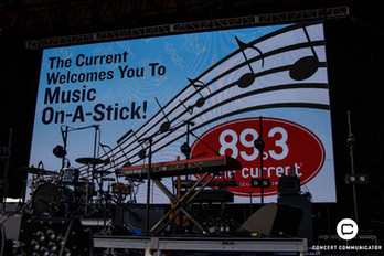 The Current's Music on a Stick at Minnesota State Fair Granstand 08/25/2018