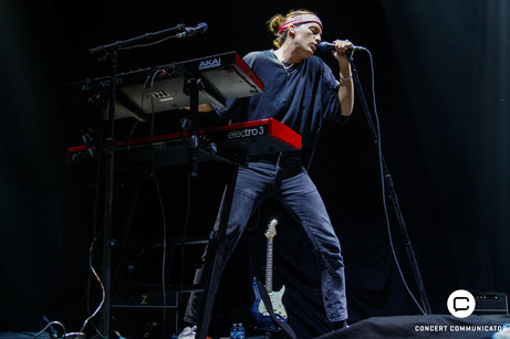 """LANY open for John Mayer """"The Search for Everything"""" tour at Xcel Energy Center 04/15/2017"""