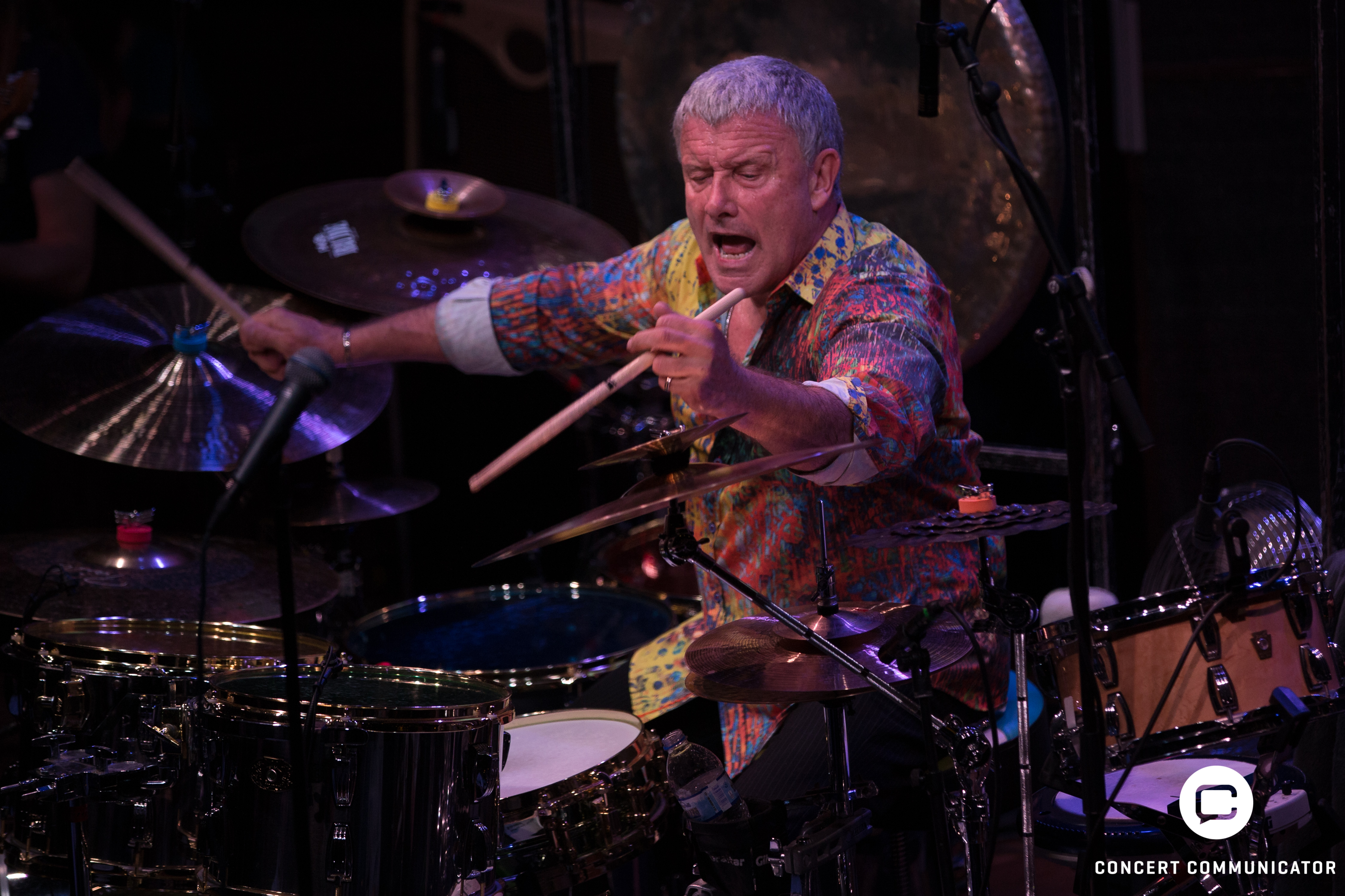 Carl Palmer @ The Dakota