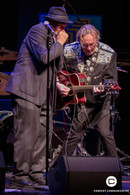 Paul Metsa and Sonny Earl open for Robin Trower at Fitzgerald Theater 04/26/2017